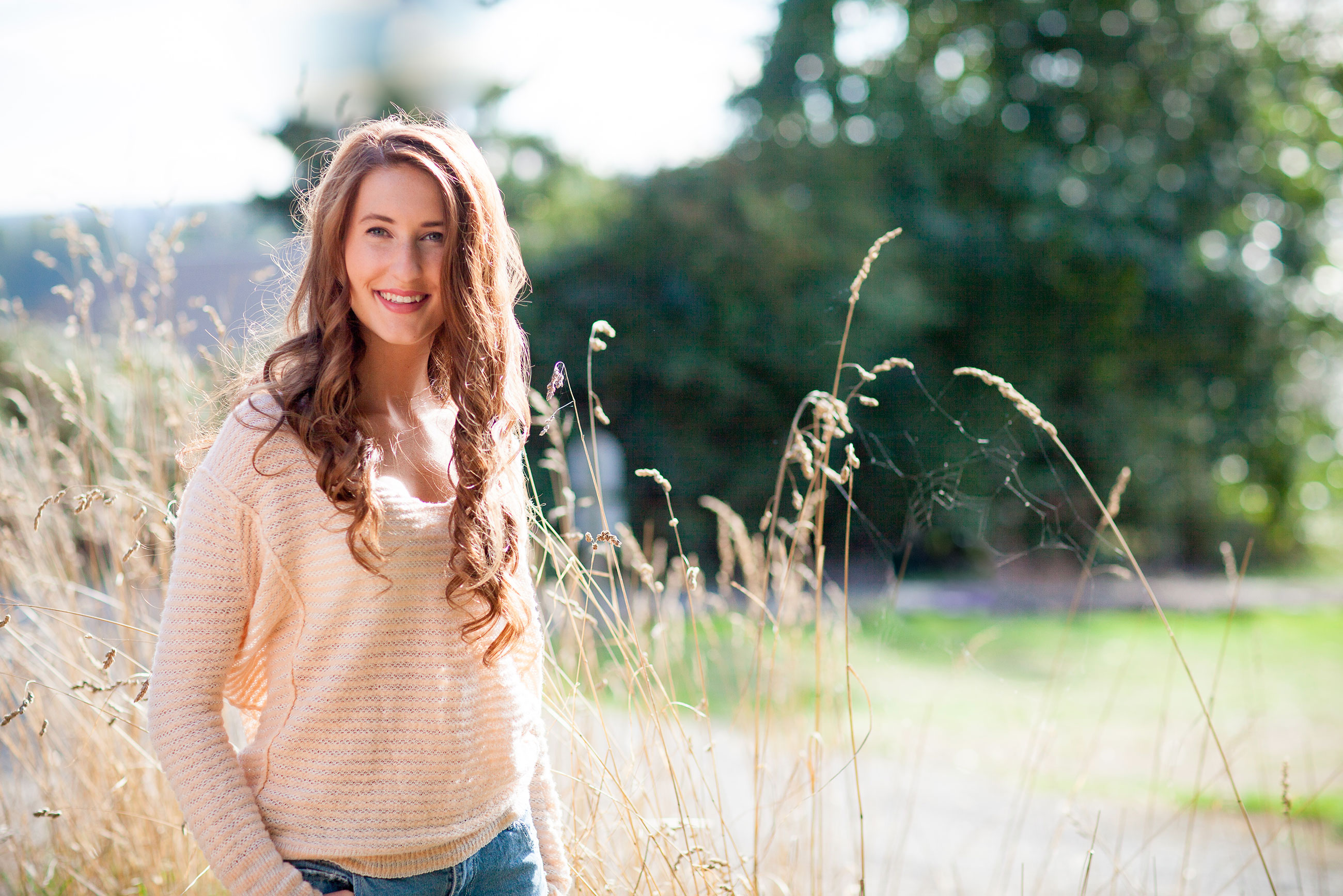 Christiana Childers Photography Bellevue Kirkland Seattle - Senior